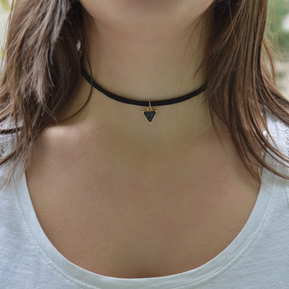 collier ras de cou chocker